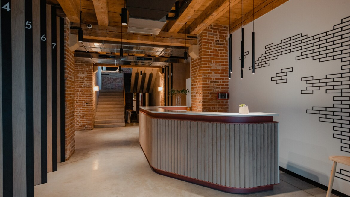 Stables reception