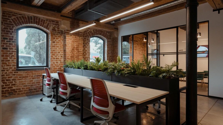 Dedicated desks 1