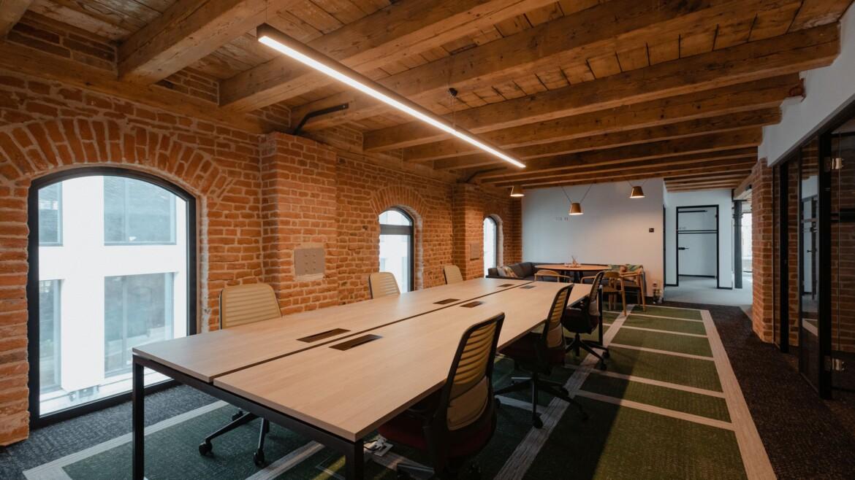 Dedicated desks 2